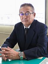 代表取締役社長 堀越知治